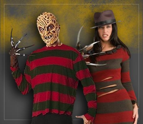 Costumi Freddy Krueger