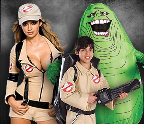 Costumi Ghostbusters