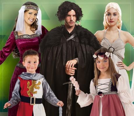 Costumi Medievali