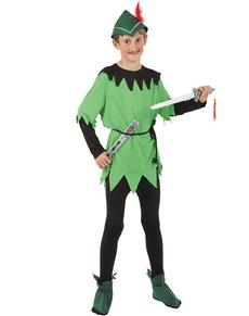 Costume da Peter Pan