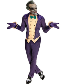 Costume Joker Arkham City
