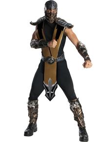 Costume Scorpion Mortal Kombat Deluxe