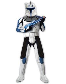 Costume Capitano Rex Deluxe adulto