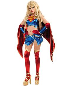 Costume Supergirl anime