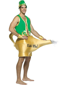 Costume genio della lampada