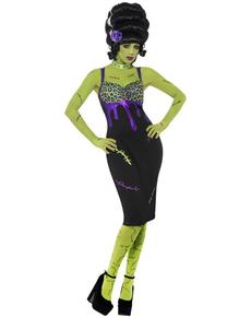Costume da Frankie pin up da donna