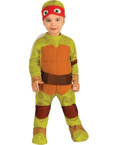 Costume da Raffaello Tartarughe Ninja per neonato