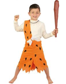 Costume cavernicolo da bambini