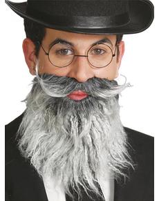 Barba brizzolata