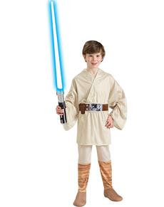 Costume Luke Skywalker da bambino