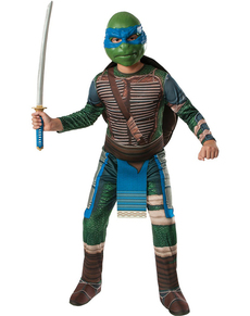 Costume da Leonardo Tartarughe Ninja Movie da bambino