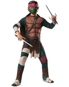 Costume da Raffaello Tartarughe Ninja Movie da bambino