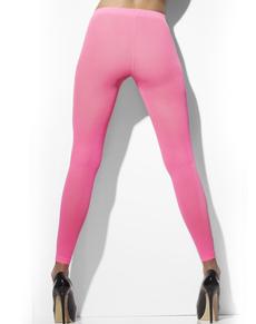 Leggings rosa fluo