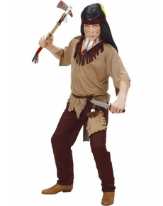 Costume da indiano cherokee per bambino