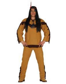 Costume da indio apache uomo
