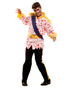 Costume da principe delle fiabe horror per uomo