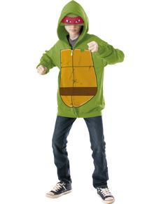 Giacca Raffaello Taartarughe Ninja per bambino