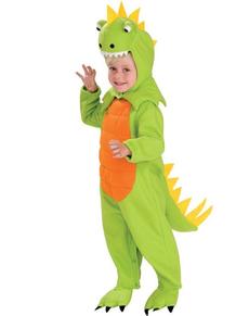 Costume dinosauro da bebè